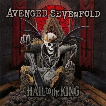Avenged Sevenfold Hail To The King LP