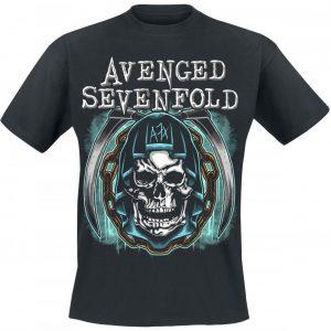 Avenged Sevenfold Holy Reaper T-paita