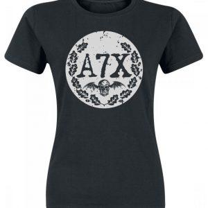 Avenged Sevenfold Medallion Naisten T-paita