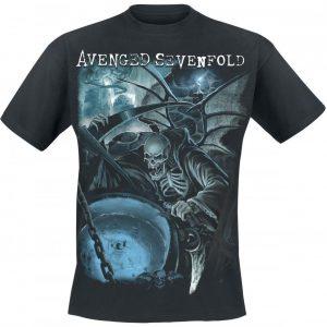 Avenged Sevenfold Oracle T-paita