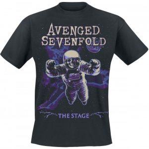 Avenged Sevenfold Polarised Astronaut T-paita