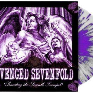 Avenged Sevenfold Sounding The Seventh Trumpet LP