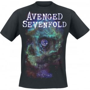 Avenged Sevenfold The Stage T-paita