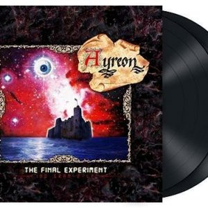 Ayreon The Final Experiment Actual Fantasy Revisited LP