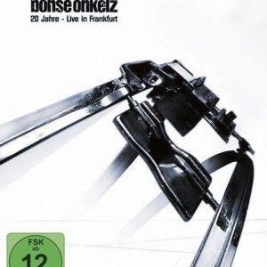 Böhse Onkelz 20 Jahre Live In Frankfurt DVD