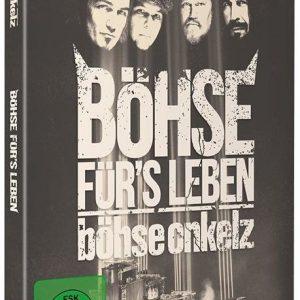 Böhse Onkelz Böhse Für's Leben Blu-Ray