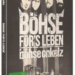 Böhse Onkelz Böhse Für's Leben DVD