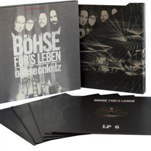 Böhse Onkelz Böhse Für's Leben LP