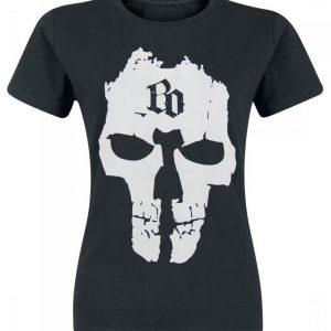 Böhse Onkelz Bo Skull Naisten T-paita