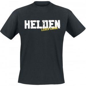 Böhse Onkelz Helden Leben Lange T-paita