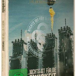 Böhse Onkelz Nichts Ist Für Die Ewigkeit Live Am Hockenheimring 2014 Blu-Ray