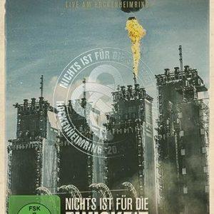 Böhse Onkelz Nichts Ist Für Die Ewigkeit Live Am Hockenheimring 2014 DVD