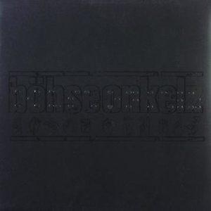 Böhse Onkelz Schwarzes Album LP