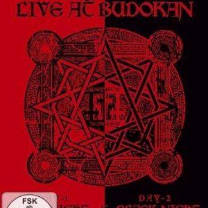 Babymetal Live At Budokan: Red Night Apocalypse DVD