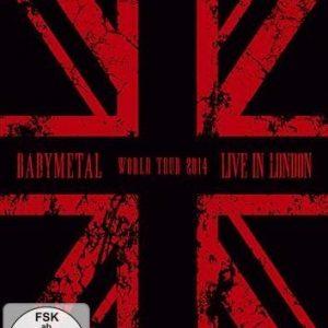 Babymetal Live In London: Babymetal World Tour 2014 DVD