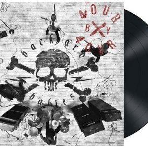 Backyard Babies Four By Four LP