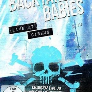 Backyard Babies Live At Cirkus Blu-Ray