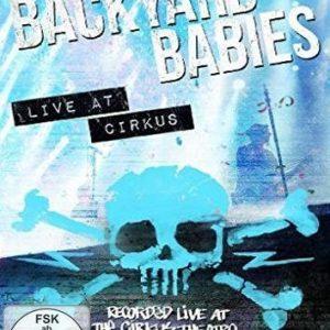 Backyard Babies Live At Cirkus DVD