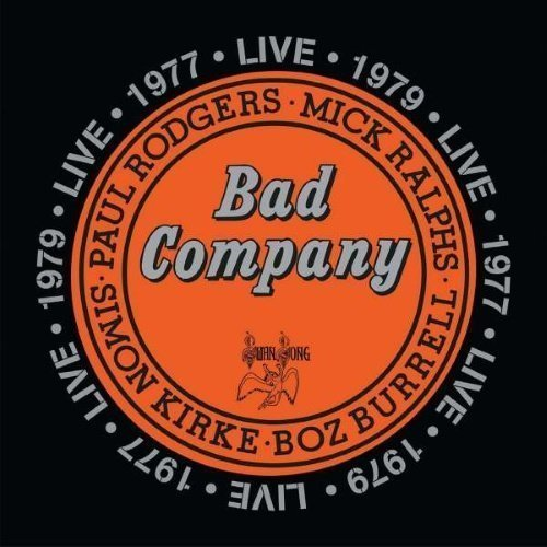 Bad Company - Live 1977 & 1979 (2CD)