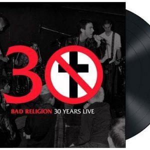 Bad Religion 30 Years Live LP
