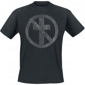 Bad Religion Monochrome Crossbuster T-paita