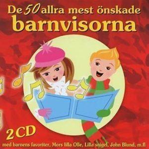 Barn - De 50 Allra Mest Önskade Barnvisorna (2CD)