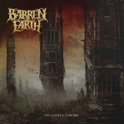 Barren Earth - On Lonely Towers (Limited Digipack Edition)
