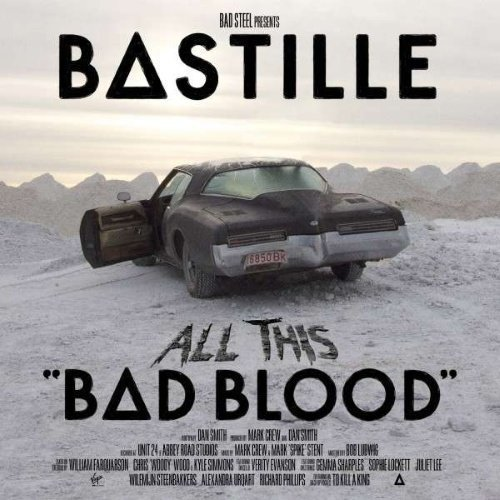 Bastille - All This Bad Blood - Deluxe Edition (2CD)