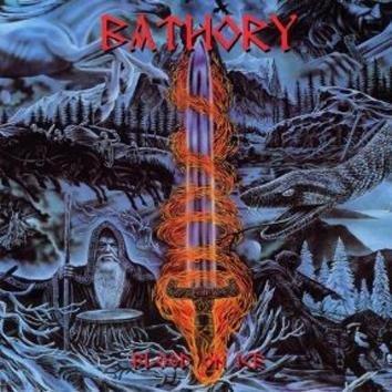 Bathory Blood On Ice LP
