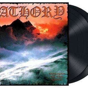Bathory Twilight Of The Gods LP