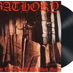 Bathory Under The Sign Of The Black Mark LP