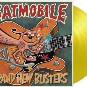 Batmobile Brand New Blisters LP
