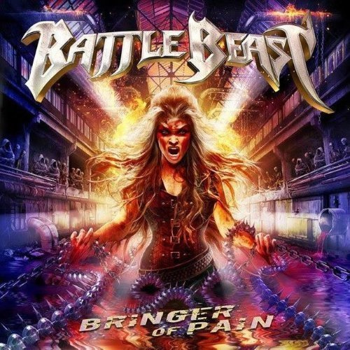 Battle Beast - Bringer Of Pain (Digipak)