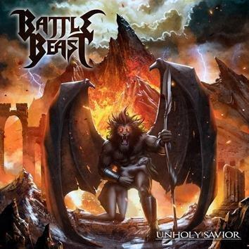 Battle Beast Unholy Savior LP