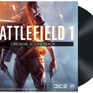Battlefield Battlefield 1 Original Soundtrack LP
