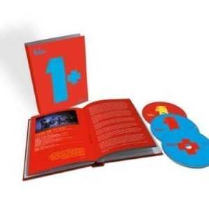 Beatles - 1+ (CD+2xBlu-ray Limited Edition)