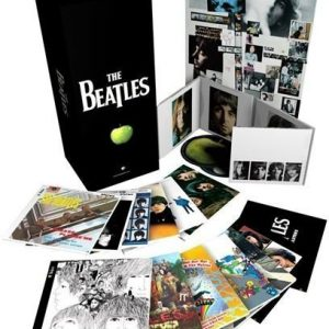 Beatles - The Beatles In Stereo (16CD+1DVD)