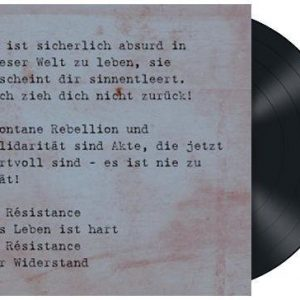 Beatsteaks Vs. Dirk Von Lowtzow French Disco LP
