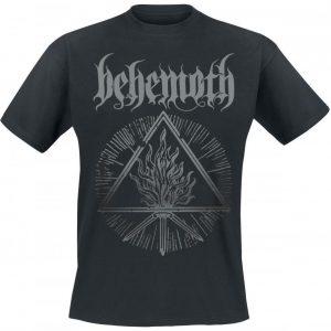 Behemoth Furor Divinus T-paita