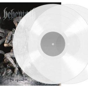 Behemoth The Apostasy Lp Läpinäkyvä