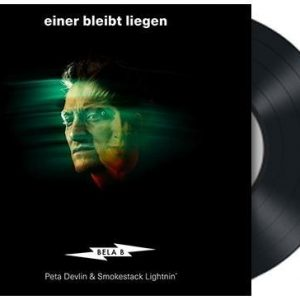 Bela B (feat. Peta Devlin & Smokestack Lightnin') Einer Bleibt Liegen LP