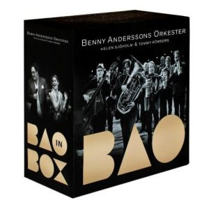 Benny Anderssons Orkester - BAO In Box (6CD+2DVD)