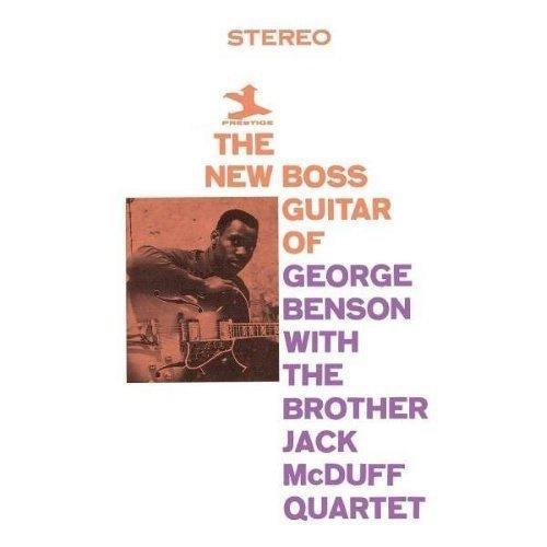 Benson George - New Boss Guitar