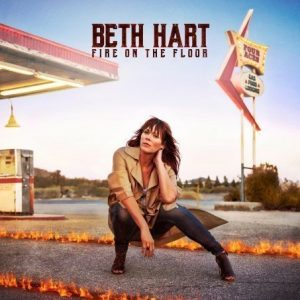 Beth Hart - Fire On The Floor (Limited Orange Marble Edition)