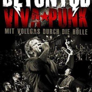 Betontod Viva Punk Mit Vollgas Durch Die Hölle DVD