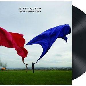 Biffy Clyro Only Revolutions LP