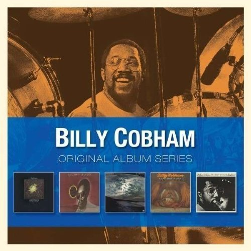 Billy Cobham - Original Album Series (5CD)