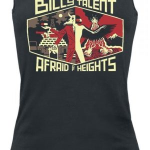 Billy Talent Afraid Of Heights Naisten Toppi