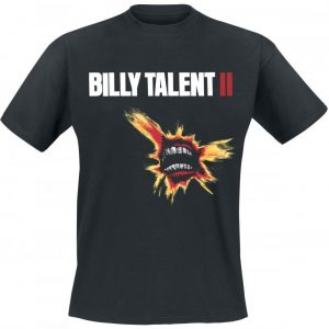 Billy Talent Billy Talent Ii T-paita