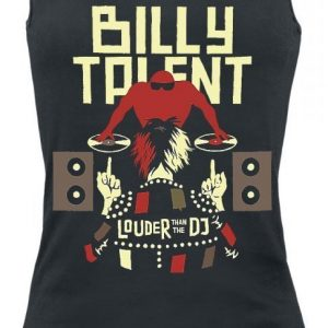 Billy Talent Louder Than The Dj Naisten Toppi